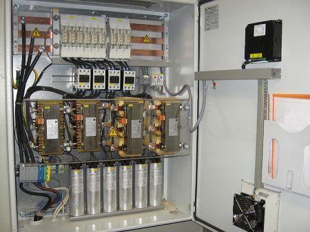 LMSZ - Fázisjavító kondenzátor